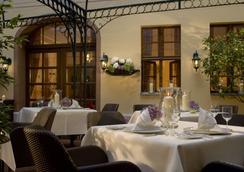 Romantik Hotel Bülow Residenz - Dresden - Ravintola