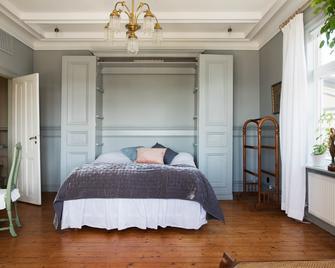 Strandflickornas Annex Gula Villan - Lysekil - Bedroom