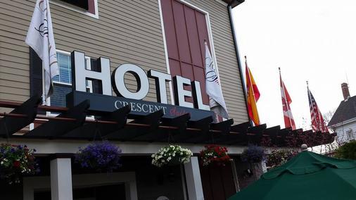 Crescent Suites Hotel - Waltham - Rakennus
