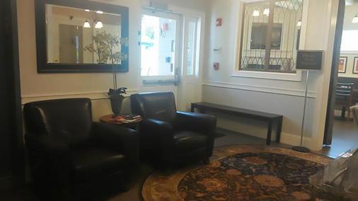 Crescent Suites Hotel - Waltham - Aula