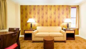 Radio City Apartments - Nova York - Sala de estar