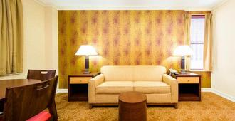 Radio City Apartments - New York - Living room
