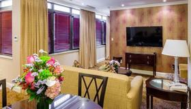 Radio City Apartments - New York - Phòng khách