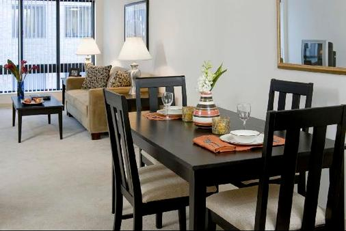 Oakwood at Exeter Towers - Boston - Dining room