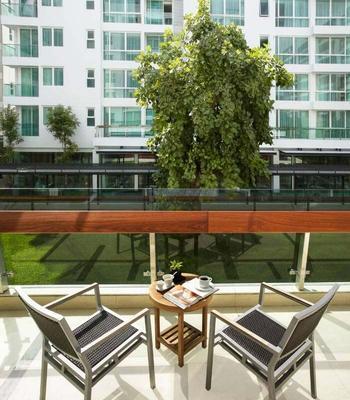 Amari Residences Bangkok - Bangkok - Parveke