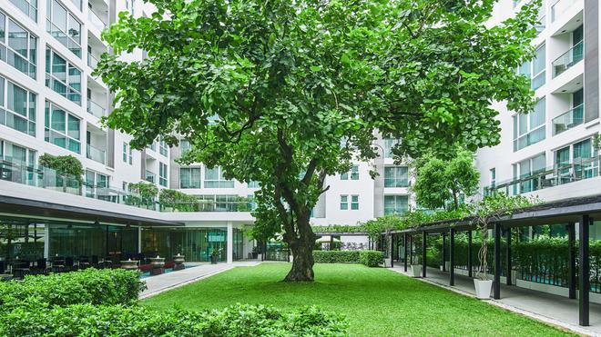 Amari Residences Bangkok - Bangkok - Rakennus