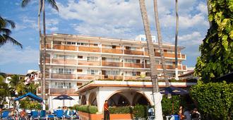 Rosita Hotel - Puerto Vallarta - Building