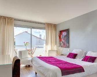 Hôtel Sable et Soleil - Fréjus - Schlafzimmer