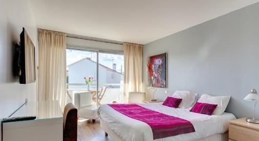 Hôtel Sable et Soleil - Fréjus - Phòng ngủ