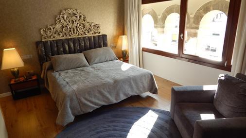 Palau dels Osset - Forcall - Bedroom