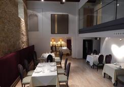 Palau dels Osset - Forcall - Restaurant