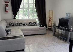 Apartment Cancun Downtown 2floor - Cancún - Sala de estar