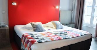 Hotel Stanley by HappyCulture - נאנסי - חדר שינה