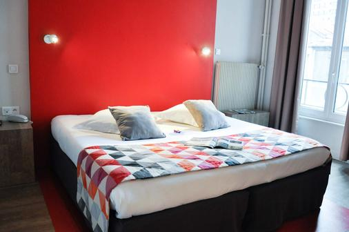Cœur de City Hotel Nancy Stanislas by HappyCulture - Nancy - Phòng ngủ