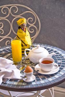 Cape Heritage Hotel - Kapkaupunki - Ruoka