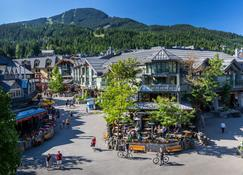 Crystal Lodge - Whistler - Edificio