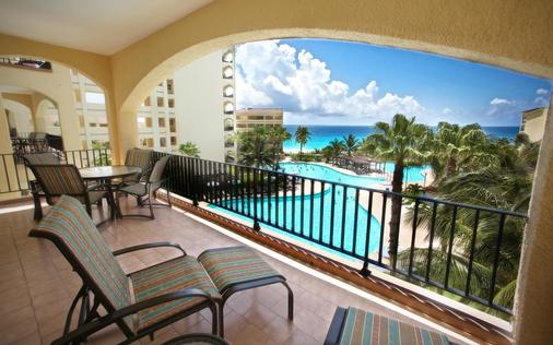 The Royal Caribbean - An All Suites Resort - Cancún - Parveke