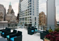 World Center Hotel - New York - Kattoterassi