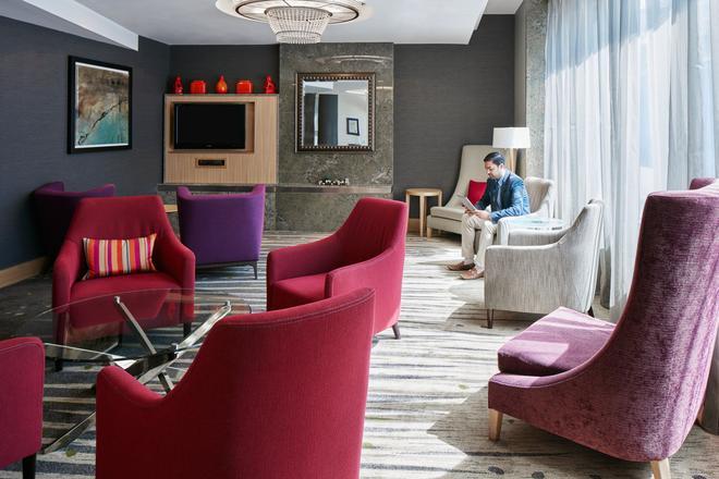World Center Hotel - New York - Oleskelutila
