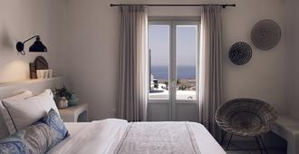 Santo Maris Oia, Luxury Suites & Spa - Oia - Bedroom
