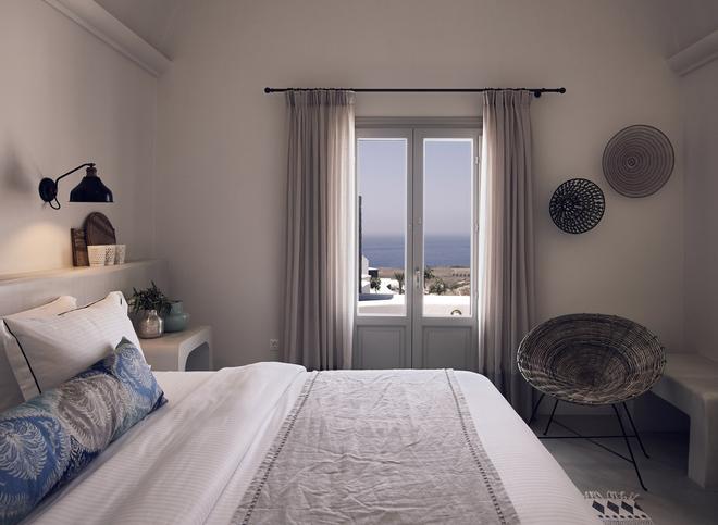 Santo Maris Oia, Luxury Suites & Spa - Oia - Bedroom