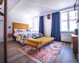 First Hotel Twentyseven - Kopenhagen - Schlafzimmer