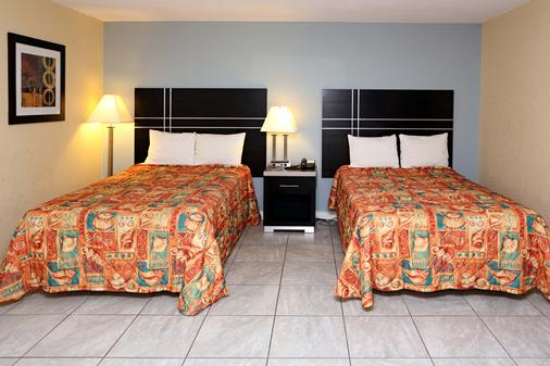 Blue Marlin Inn & Suites - Virginia Beach - Makuuhuone