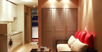 Yangsan Eco View Resort - Yangsan - Sala de estar
