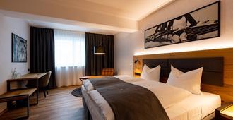 mk hotel passau - פסאו - חדר שינה