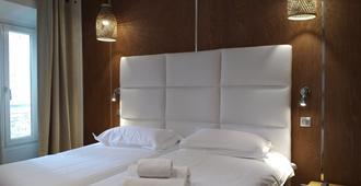 Hôtel le Florian - קאן - חדר שינה