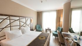 The Grand Mira Business Hotel - Istanbul - Schlafzimmer