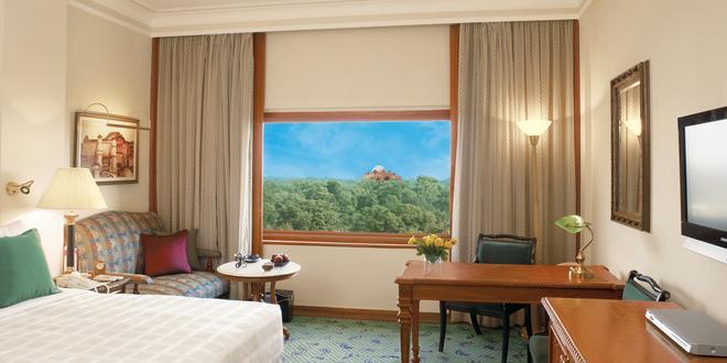 新德里歐貝羅伊酒店 - 新德里 - 臥室