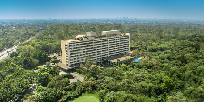 新德里歐貝羅伊酒店 - 新德里 - 建築