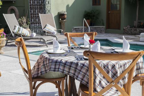 Hacienda del Lago Boutique Hotel - Ajijic - Restaurant