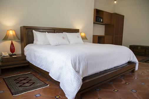 Hacienda del Lago Boutique Hotel - Ajijic - Bedroom