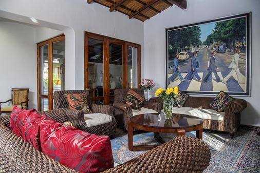 Hacienda del Lago Boutique Hotel - Ajijic - Lounge