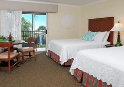 West Wind Inn - Sanibel - Bedroom