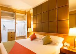 Ellaa Hotel Gachibowli - Hyderabad - Κρεβατοκάμαρα