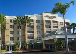 Courtyard by Marriott Miami Aventura Mall - Aventura - Edificio