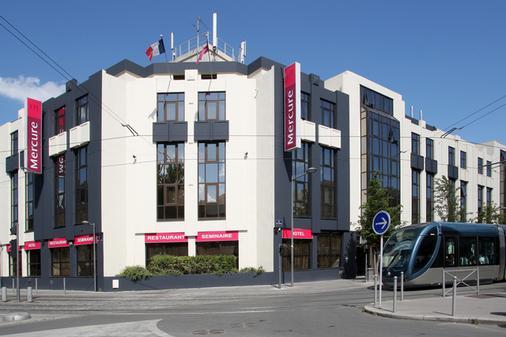 Hôtel Mercure Bordeaux Centre Gare Saint-Jean - Bordeaux - Rakennus