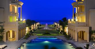 The Chariot Resort & Spa - Puri - Building