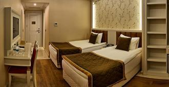 The Chariot Resort & Spa - Puri - Bedroom