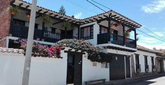 Casa Villa Luguianga - Villa de Leyva - Building