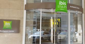 Ibis Styles Budapest Center - Budapest - Building