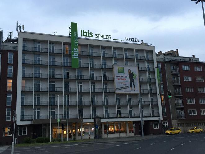 Ibis Styles Budapest City - Будапешт - Здание