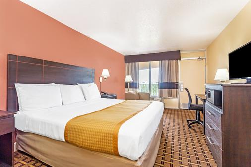 Days Inn by Wyndham Fort Lauderdale-Oakland Park Airport N - Fort Lauderdale - Phòng ngủ
