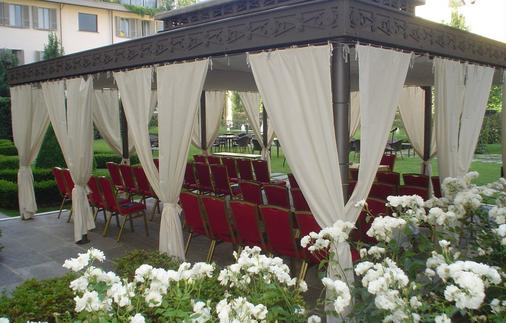 Grand Visconti Palace - Milán - Sala de banquetes