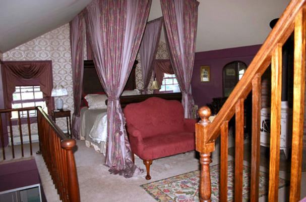 House Of 1833 Bed & Breakfast & Gardens - Mystic - Makuuhuone