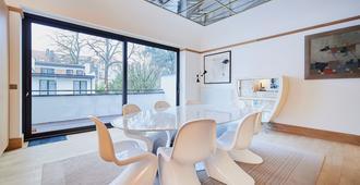 124 套房飯店 - 布魯塞爾 - 客廳