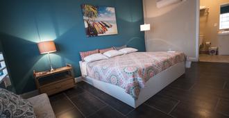 Beds N' Drinks Hostel - Bãi biển Miami - Phòng ngủ
